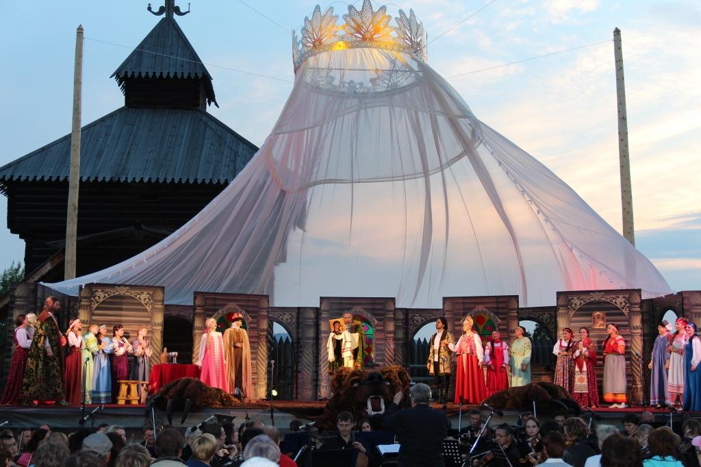 В Иркутской области в Тальцах состоится Фестиваль русской оперы