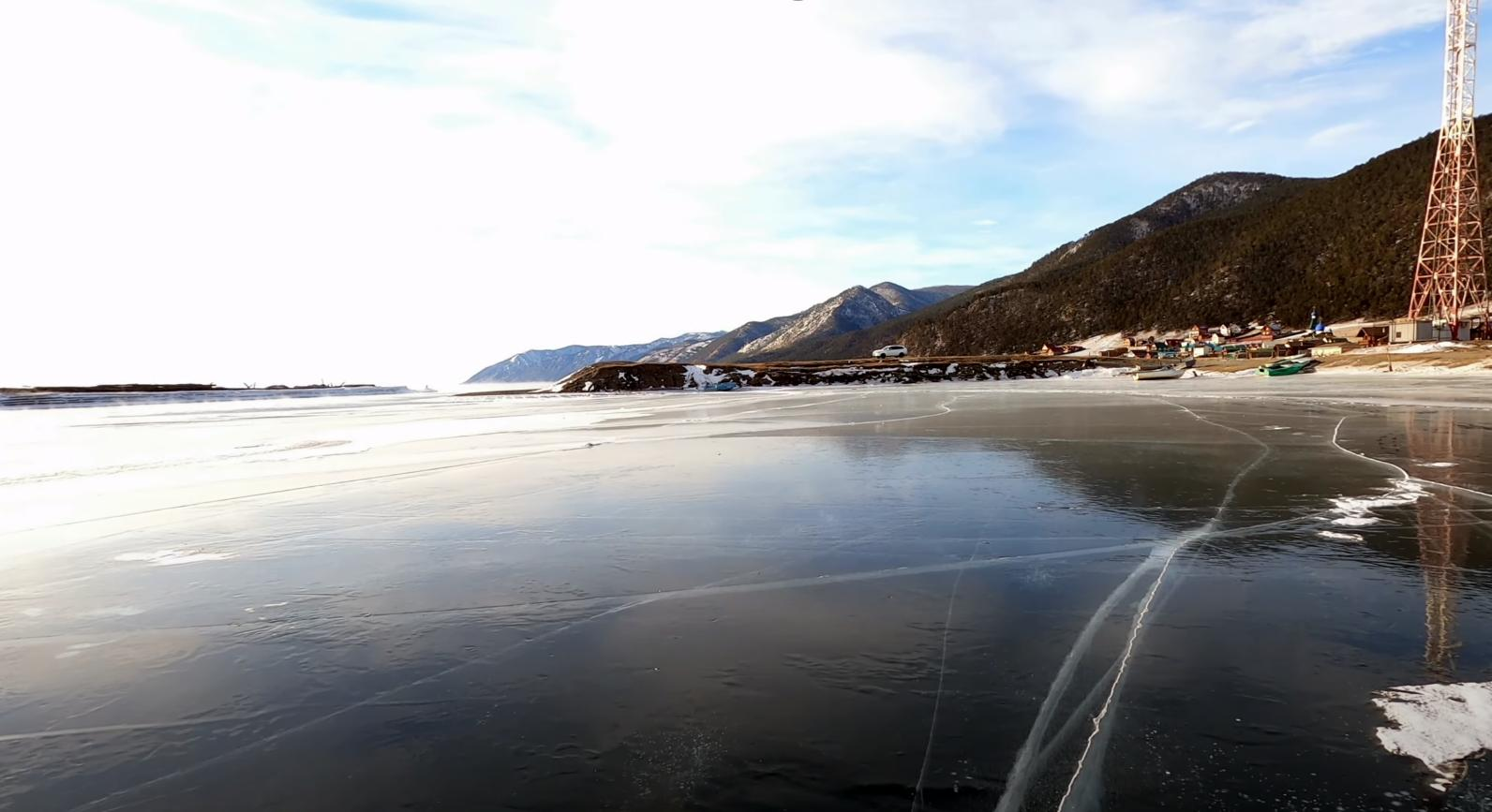 Хоккейный матч на льду Байкала «Last Game on Lake Baikal» состоится 8 марта